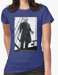 Knottsferatu Womens Fitted T-Shirt