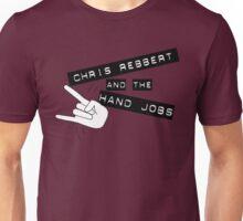 Chris Rebbert and the Hand Jobs Unisex T-Shirt