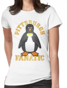 Pittsburgh Fanatic Womens Fitted T-Shirt
