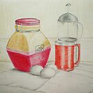 Kitchen still life by Solotry
