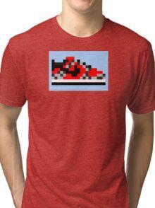 8-bit Kicks (Supreme) Tri-blend T-Shirt