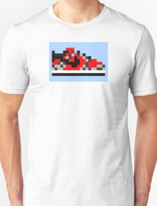 8-bit Kicks (Supreme) Unisex T-Shirt