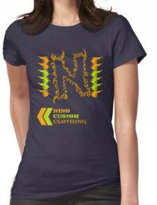 Nino Custom Clothing Womens Fitted T-Shirt