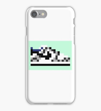 8-bit Kicks (Supreme) iPhone Case/Skin