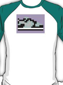 8-bit Kicks (Tiffany) T-Shirt