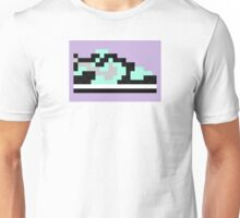 8-bit Kicks (Tiffany) Unisex T-Shirt