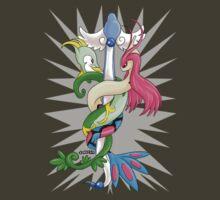 Pokemon Caduceus by Cattensu