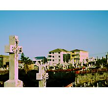 Suburban Afterlife Photographic Print