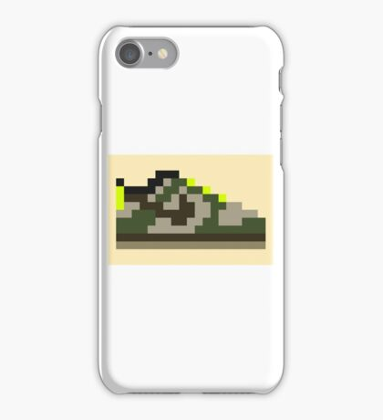 8-bit Kicks (Jedi) iPhone Case/Skin