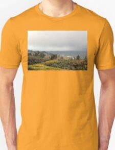view from the Astoria Column Astoria–Megler Bridge 3 T-Shirt