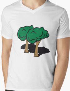 tree group Mens V-Neck T-Shirt