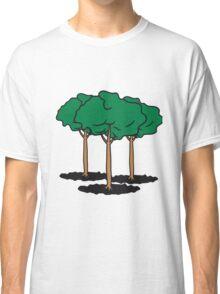tall slender tree group Classic T-Shirt