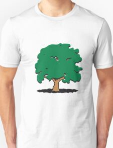 big shady tree Unisex T-Shirt