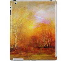 Russet Lane'... iPad Case/Skin