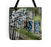 Made of wood in the woods Tote Bag
