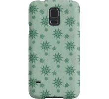 Patterns in the Ice Samsung Galaxy Case/Skin