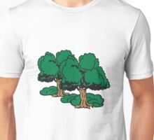 old great gnarled tree group Unisex T-Shirt