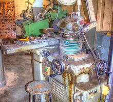 Armaments factory, Bendigo by shaynetwright