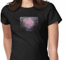 Lilac Nebula Womens Fitted T-Shirt