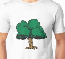 old great gnarled tree Unisex T-Shirt