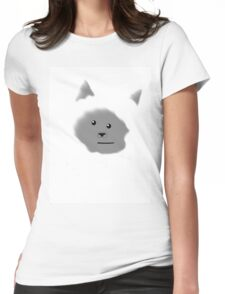 Wolf in sheeps clothing Womens Fitted T-Shirt