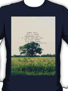 Isaiah Fear Not T-Shirt