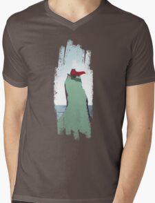 Monster Yell pt2 Mens V-Neck T-Shirt