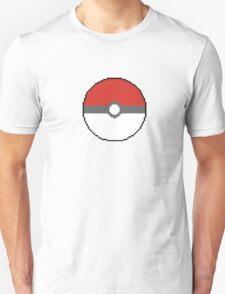 Pokeball - Pixel Unisex T-Shirt