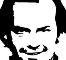 All work and no play makes Jack a dull boy Sticker