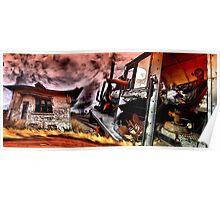 Steel Horse of the Apocalypse Poster