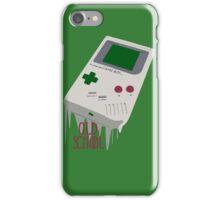 gboy oldschool iPhone Case/Skin
