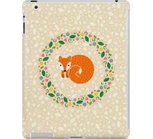 Spring Fox iPad Case/Skin