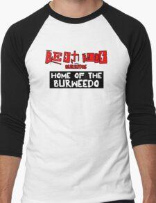 Best Buds - Home of the Burweedo Men's Baseball ¾ T-Shirt