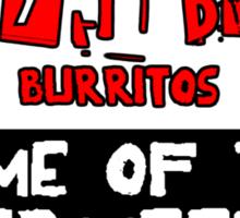 Best Buds - Home of the Burweedo Sticker