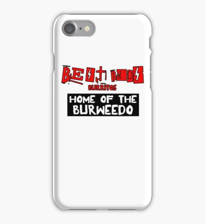 Best Buds - Home of the Burweedo iPhone Case/Skin