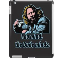 Big Lebowski Philosophy 12 iPad Case/Skin