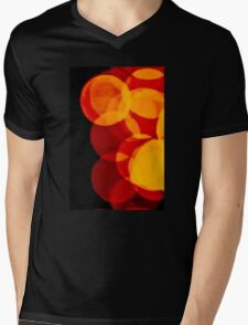 Rocket Baby Mens V-Neck T-Shirt