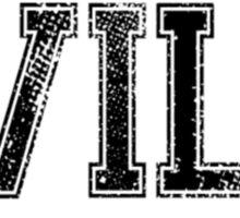 Reason! Will! Prevail! Sticker