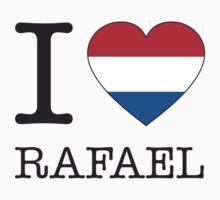I ♥ RAFAEL Kids Tee