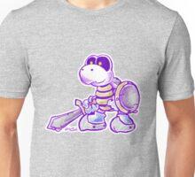 Dry Bones Knight - Super Mario World Unisex T-Shirt