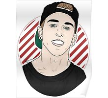 Justin Hills Poster