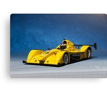 SCCA Prototype Racecar P2 Canvas Print