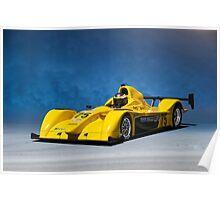 SCCA Prototype Racecar P2 Poster