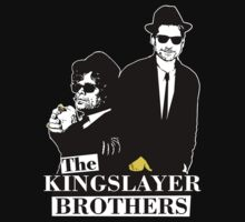 Game of Thrones - Kingslayer Brothers by blackstarshop