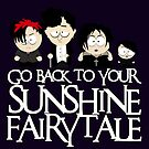 Go back to your sunshine fairy tale  by nimbusnought