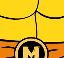 Michaelangelo Sticker
