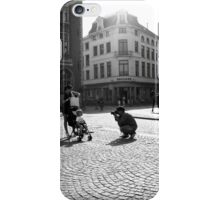 Stopping Time iPhone Case/Skin
