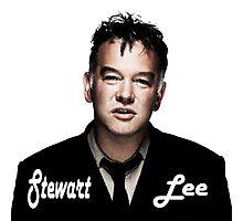 Stewart Lee Photographic Print