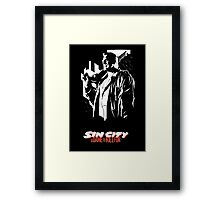 Sin City: A Dame to Kill For Framed Print