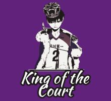 The King Of The Court by soundfighter